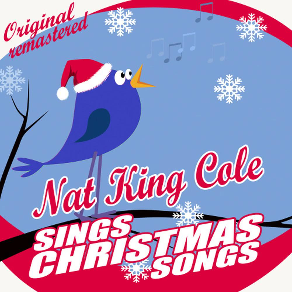 Nat King Cole Sings Christmas Songs อัลบัมจาก Nat King Cole MP3 download ฟังเพลง MP3