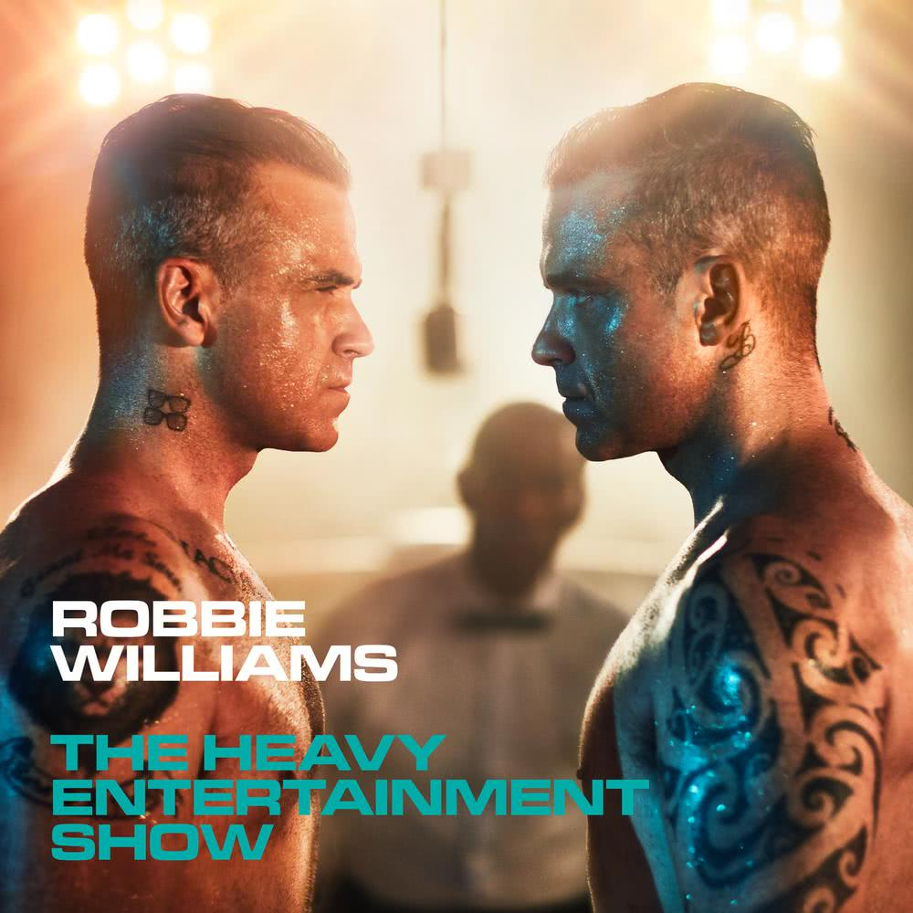 Hotel Crazy 2016 Robbie Williams; Rufus Wainwright