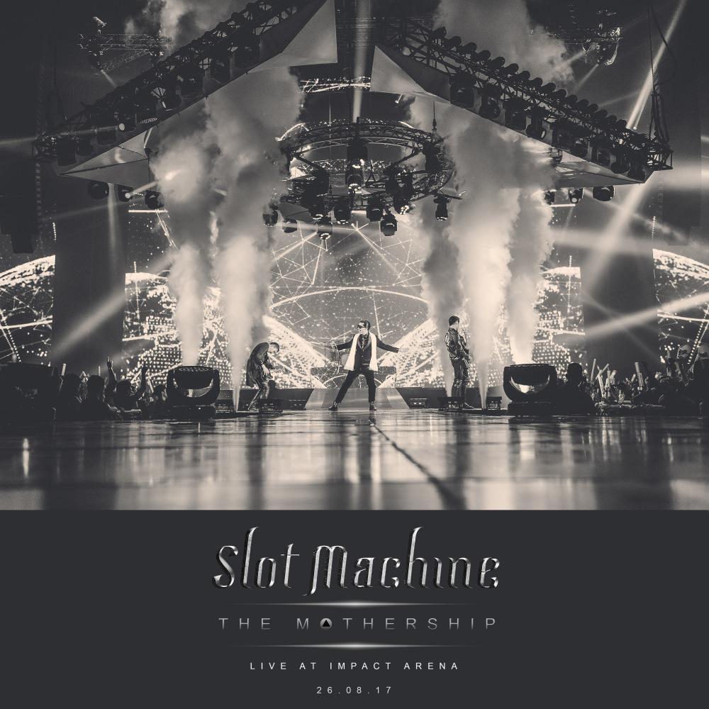 ฟังเพลงอัลบั้ม Slot Machine: The Mothership Live At Impact Arena 26.08.17
