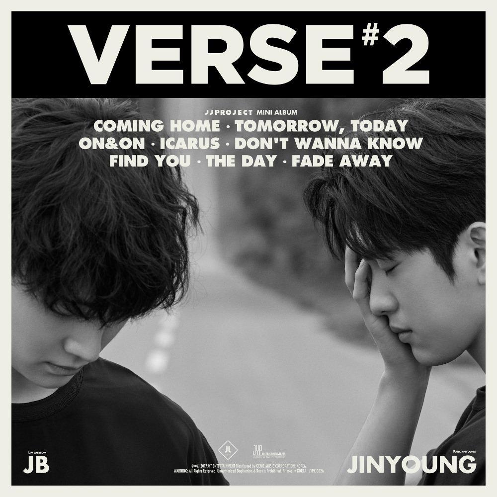 내일, 오늘 (ENG: Tomorrow, Today) 2017 JJ Project