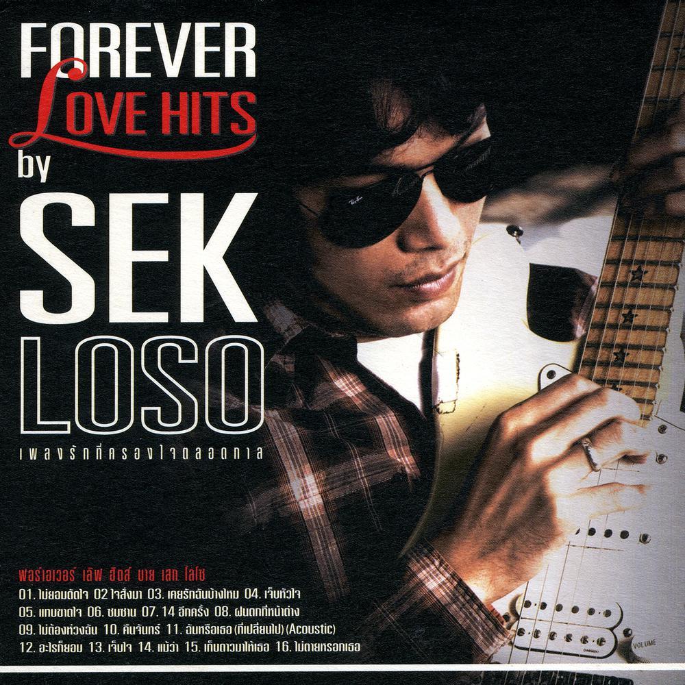 ฟังเพลงอัลบั้ม FOREVER LOVE HITS by SEK LOSO