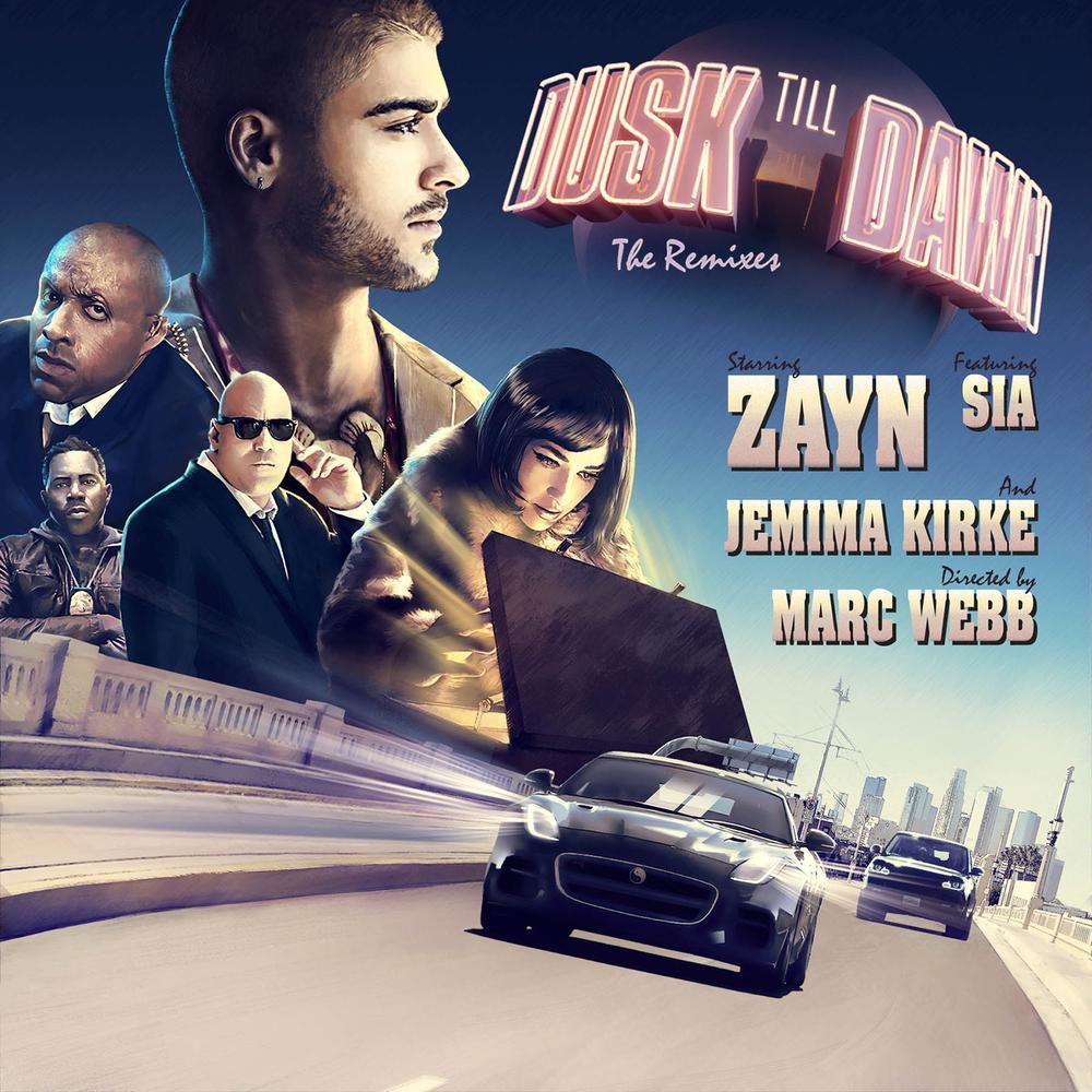 ฟังเพลงอัลบั้ม Dusk Till Dawn (The Remixes)