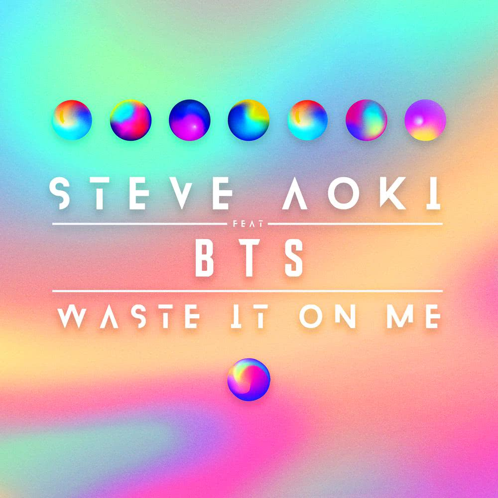 เพลง Waste It On Me feat. BTS