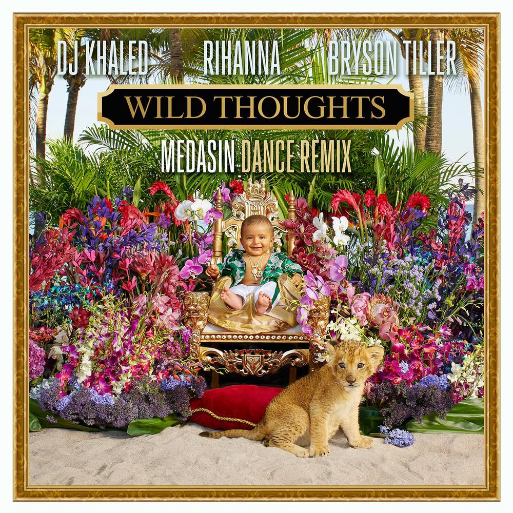 ฟังเพลงอัลบั้ม Wild Thoughts (Medasin Dance Remix)