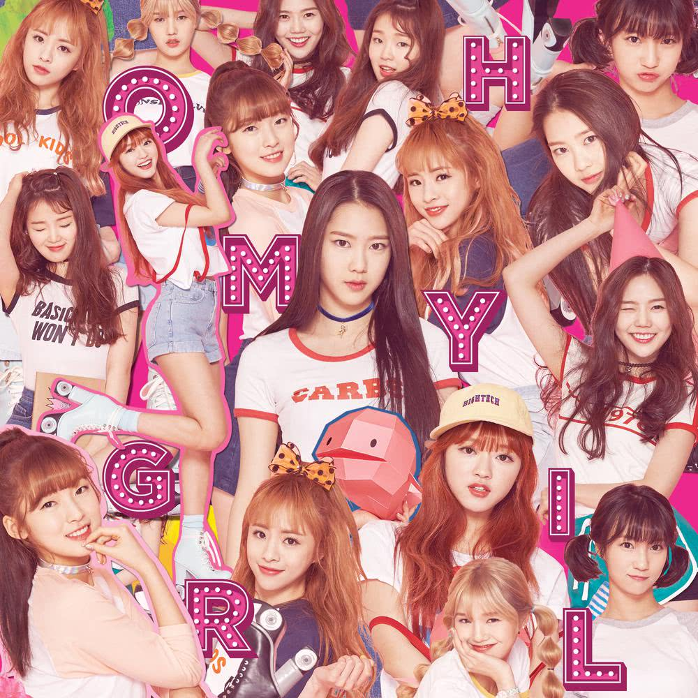 I FOUND LOVE 2016 OH MY GIRL