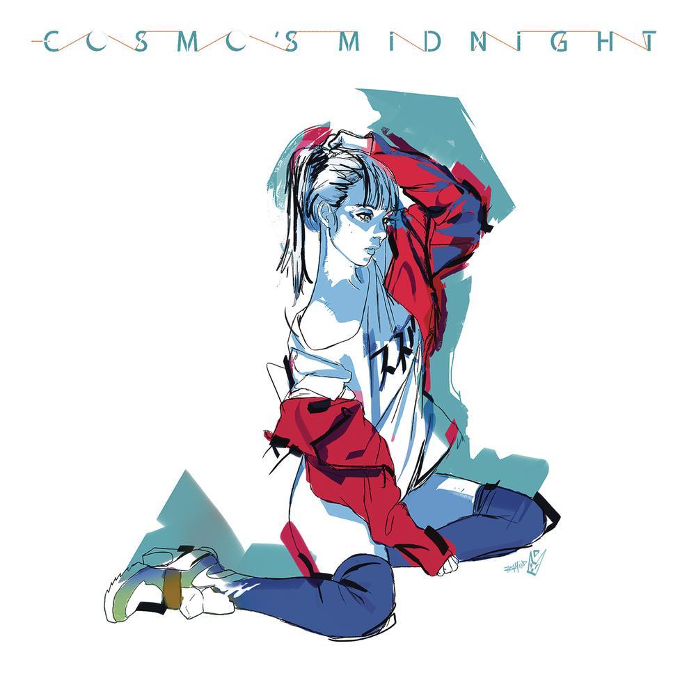 Snare 2014 Cosmo's Midnight; Wild Eyed Boy