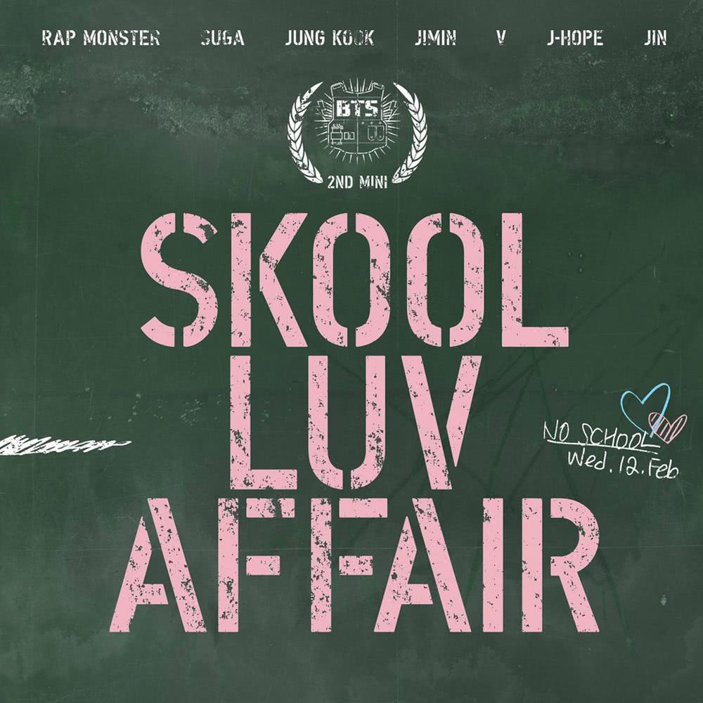 Intro: Skool Luv Affair 2014 BTS