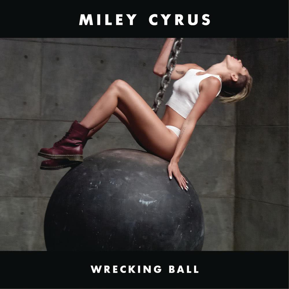 Wrecking Ball 2013 Miley Cyrus