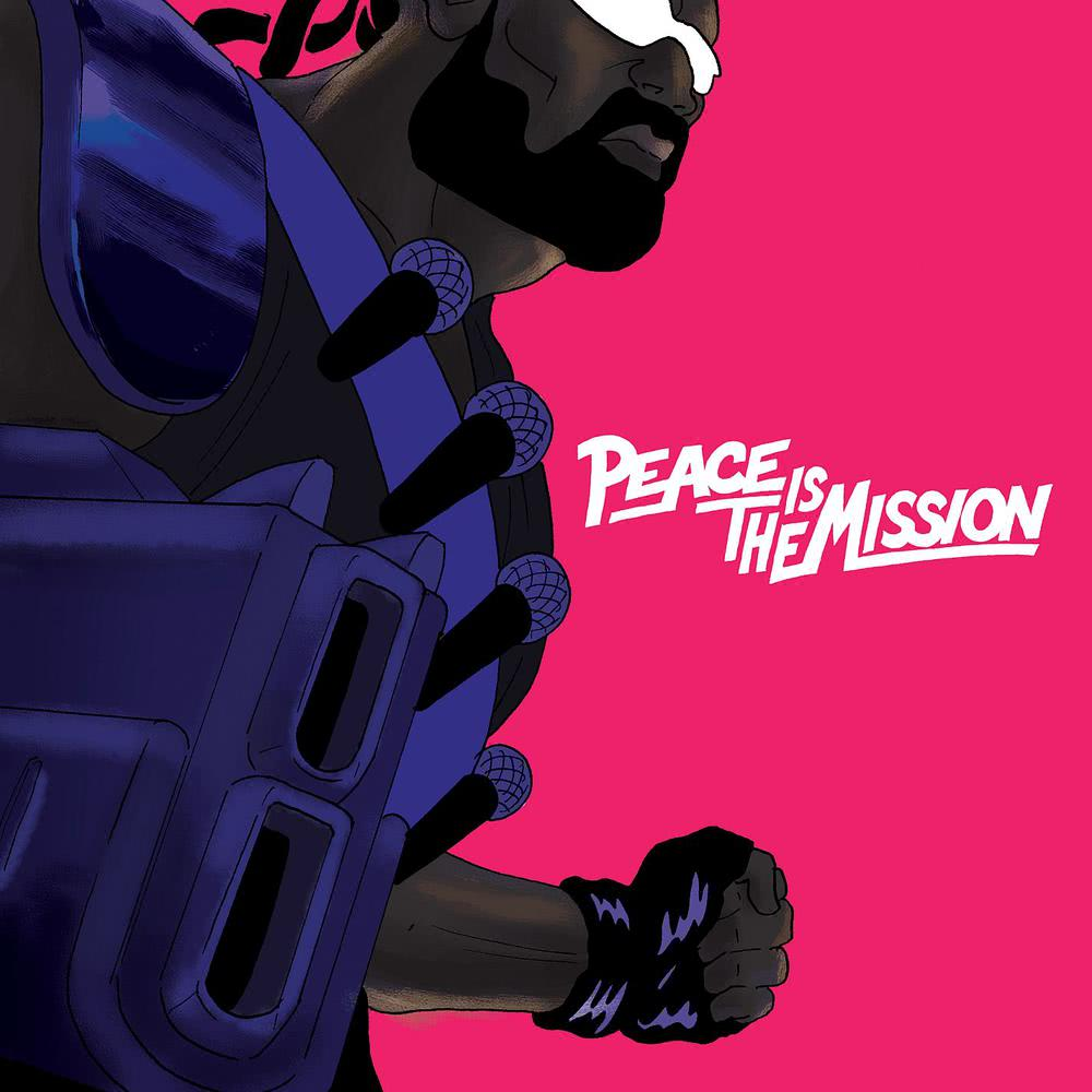 Be Together (feat. Wild Belle) 2015 Major Lazer; Wild Belle