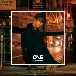 อัลบั้ม LEEGIKWANG 1ST MINI ALBUM 'ONE'