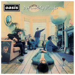 อัลบั้ม Definitely Maybe (Remastered)