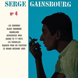 N°4 1962 Serge Gainsbourg