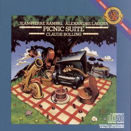 Bolling: Picnic Suite 1985 Jean-Pierre Rampal, Alexandre Lagoya, Claude Bolling