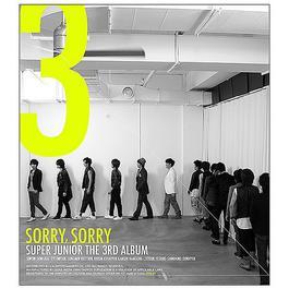 SORRY, SORRY 2009 Super Junior