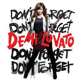 Don't Forget 2008 Demi Lovato