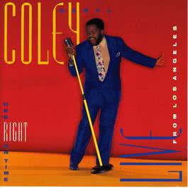 He's Right On Time: Live From Los Angeles 1990 Daryl Coley