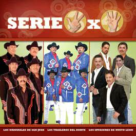 Serie 3X4 (Los Originales, Los Invasores, Los Traileros) 2007 Various Artists