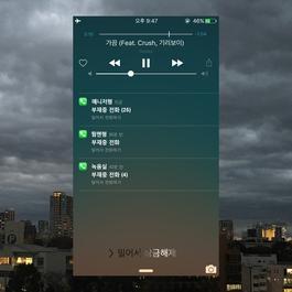 ฟังเพลงอัลบั้ม Sometimes (feat.Crush,GIRIBOY)
