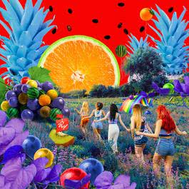 อัลบั้ม The Red Summer – Summer Mini Album