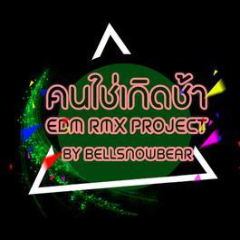 ฟังเพลงอัลบั้ม คนใช่ เกิดช้า (EDM RMX Project by Bellsnowbear) - Single