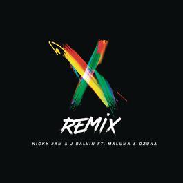 ฟังเพลงอัลบั้ม X (Remix)
