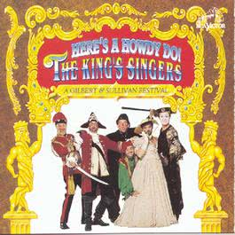 Here's A Howdy Do 1993 The King'S Singers