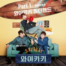 อัลบั้ม Welcome to Waikiki, Pt. 1 (Music from the Original TV Series)