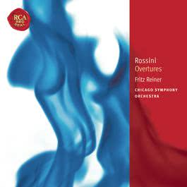 Rossini: Overtures: Classic Library Series 1991 Fritz Reiner