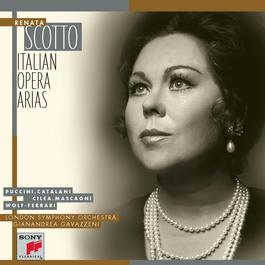 Italian Opera Arias 1998 Renata Scotto