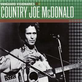 Vanguard Visionaries 2007 Country Joe McDonald