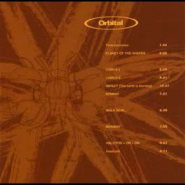 Planet of the Shapes 1992 Orbital