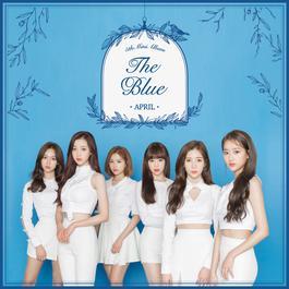 อัลบั้ม APRIL 5th Mini Album 'The Blue'
