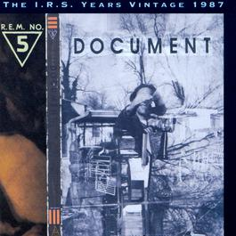 Document (The I.R.S. Years Vintage 1987) 1993 R.E.M.