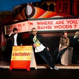 Where Are You, Bambi Woods? 2008 A Balladeer