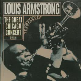 The Great Chicago Concert 1956 - Complete 1997 Louis Armstrong