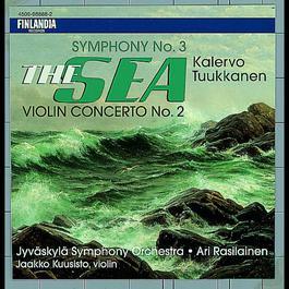 """Tuukkanen: Symphony No. 3, """"The Sea"""" & Violin Concerto No. 2 2005 Jyvsky Symphony Orchestra and Rasilainen"""