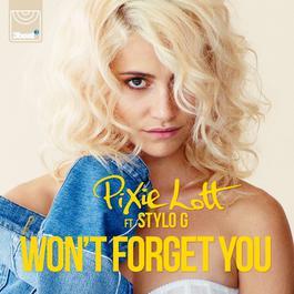 อัลบั้ม Won't Forget You