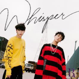 อัลบั้ม 2nd Mini Album『Whisper』