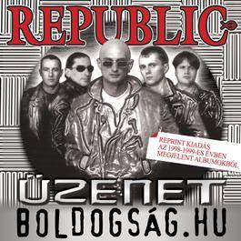 Üzenet, Boldogság.hu 2007 Republic