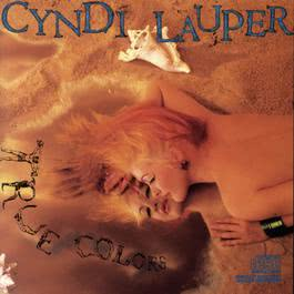 True Colors 1986 Cyndi Lauper