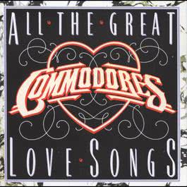 All The Great Love Songs 1985 Commodores