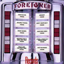Records 2007 Foreigner