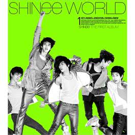 The SHINee World 2008 SHINee