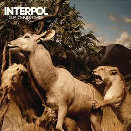 Our Love To Admire 2007 Interpol