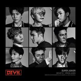 ฟังเพลงอัลบั้ม DEVIL - SUPER JUNIOR SPECIAL ALBUM
