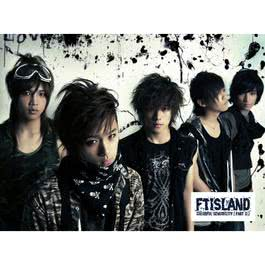Colorful Sensibility Part.2 2008 FTISLAND