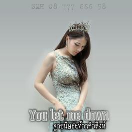 ฟังเพลงอัลบั้ม You let me down (คึดนำ) - Single