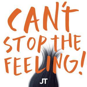 """อัลบั้ม CAN'T STOP THE FEELING! (Original Song from DreamWorks Animation's """"TROLLS"""")"""