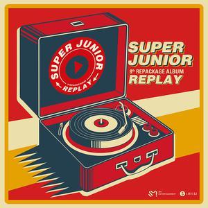 อัลบั้ม REPLAY - The 8th Repackage Album