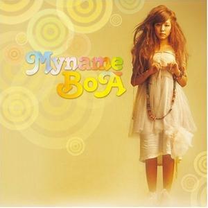 My Name - The 4th Album 2004 BoA